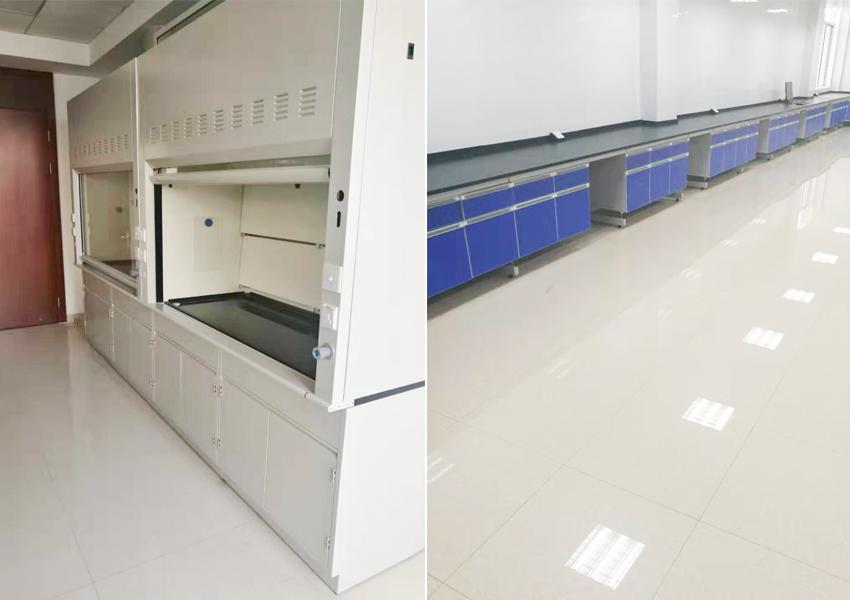 苏州瑞可达新建实验室实验台应用