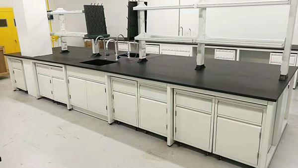 无锡深南电路新建实验室通风柜实验台应用