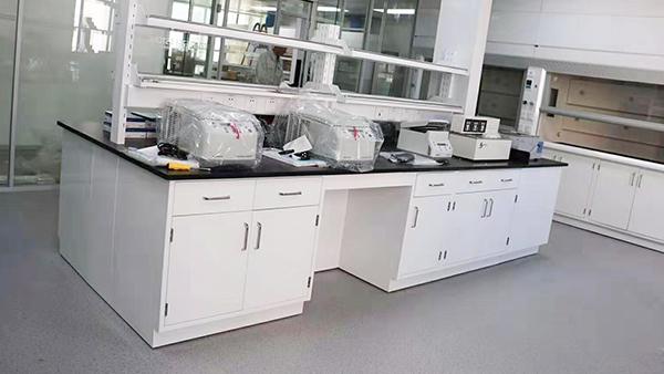 上海东方航空食品新建实验室通风柜实验台及通风系统应用