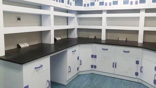 苏州施莱医疗器械新建实验室通风柜实验台及通风系统应用