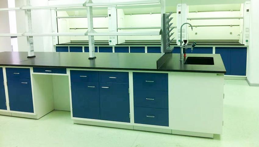 苏州科沃斯新建实验室实验台应用