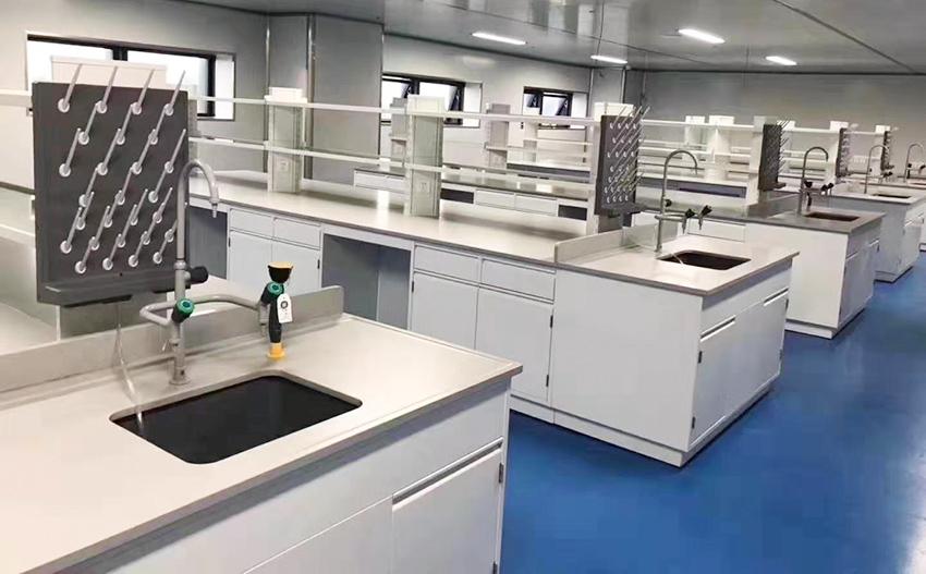 中粮集团新建实验室通风柜实验台及通风系统应用