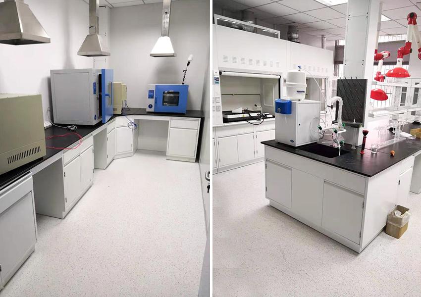 2吴中固废工程新建实验室和改造工程