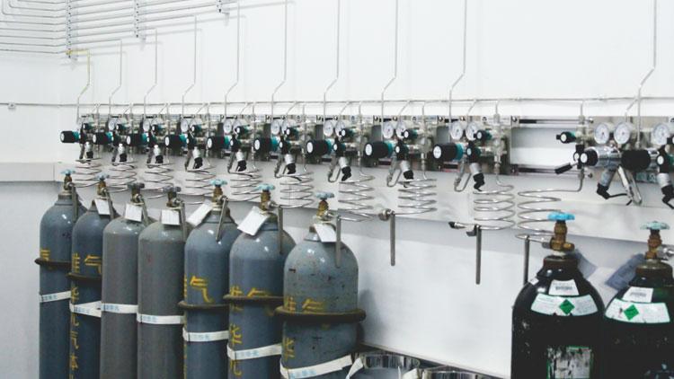 瑞斯达实验室供气系统