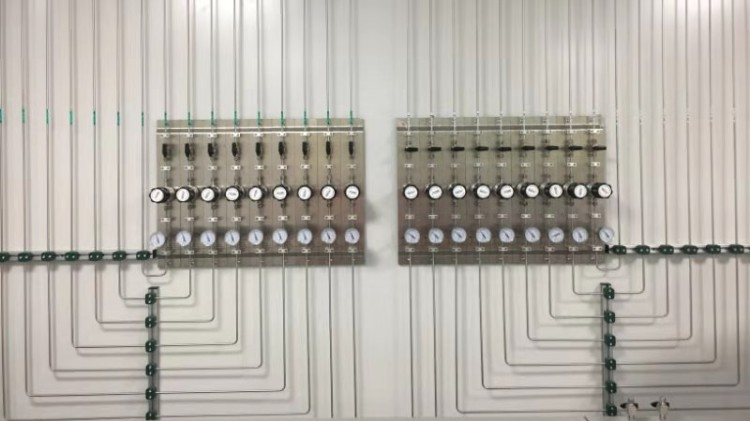 实验室气路