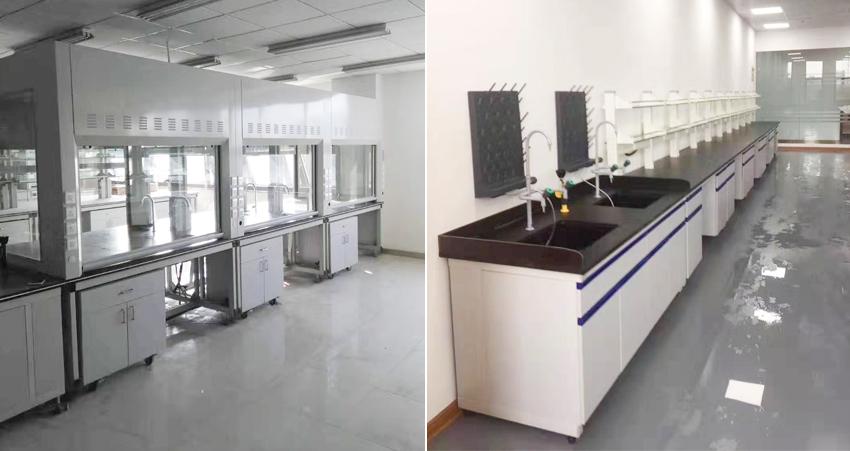 江苏恩华药业研发中心实验室工程