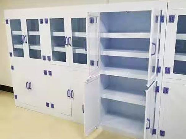 实验室高柜—PP药品柜