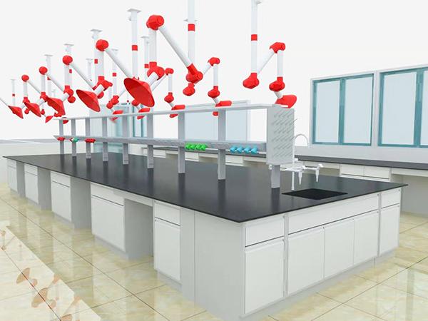 实验台—中央台式仪器台