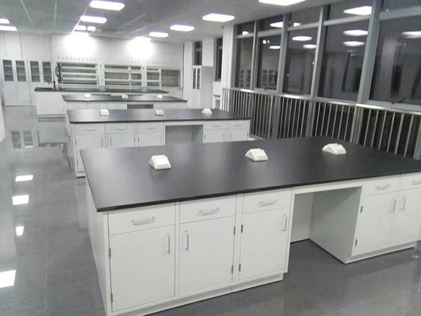 实验台—全钢落地式实验台